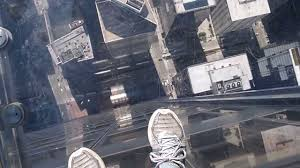 willis sears tower chicago skydeck glass floor