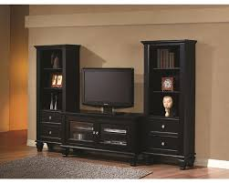 ... Wall Units, Mesmerizing Black Wall Unit Black Cabinets Living Room Black  Wooden Cabinet With Drawer