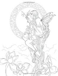 Fantasy Coloring Pages Coloring For Babies Amvame