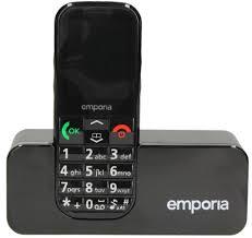 Telefon dla Seniora EMPORIA ECO C160 ...