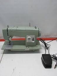 Sears Kenmore Sewing Machine Model 2142 Year