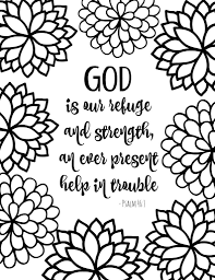 Free Printable Christian Coloring Pages For Adults With Toddlers