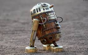 star wars robots steunk r2d2 wallpaper