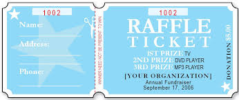 Design Raffle Ticket How To Design Raffle Tickets Kubilay Labs