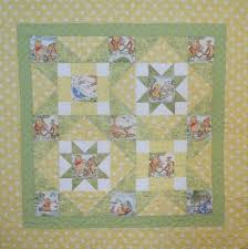 Quilts - Redwood Quilting & WINNIE THE POOH STAR QUILT 39