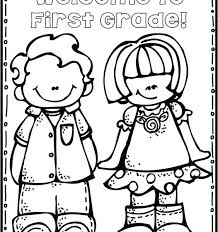 back to school coloring pages for first grade free printable back to school coloring pages for first grade free printable