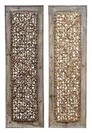 rustic wood wall decor set of 2 rustic wood woven rattan wall art panel western rattan on rustic wood panel wall art with rustic wood wall decor set of 2 rustic wood woven rattan wall art