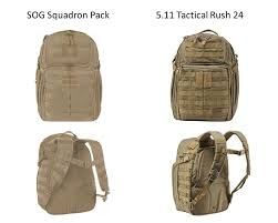 Pack Comparison This Found At Walmart Looks Very Familiar - Soldier Systems Daily