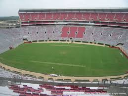 Alabama Seating Chart Bryant Denny Bryant Denny Stadium View From Section U4 Kk Vivid Seats