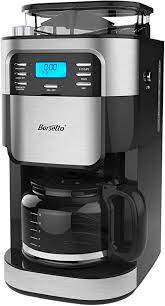 February 12, 2020 admin best drip coffee makers gevi is one professional manufacturer which focus on coffee maker and bean grinder. Amazon Com Barsetto Cm1025 Et Brew Automatic Coffee Maker 10 Cup Black Kitchen Dining