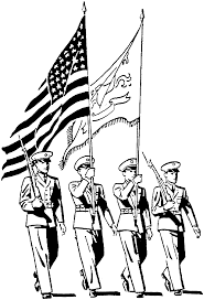 Military Coloring Pages Soldiers Coloringstar