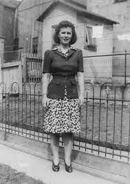 Arlene Frances O'Meara Crosby (1921-1993) - Find A Grave Memorial