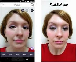 youcam makeup makeover studio review youcam makeup makeover studio india service customer service gadgets makeup mouthshut