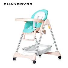 baby table chair baby feeding table chair seat portable folding can sit lying le safety support baby table chair