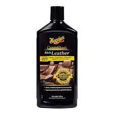 com meguiar s g7214 14 ounces gold class rich leather lotion automotive