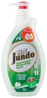 <b>Jundo</b> Гель для мытья <b>посуды Green</b> tea with mint — купить по ...