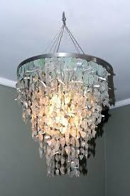 recycled glass chandelier recycled ceiling lighting fixtures chandelier recycled glass chandelier diy
