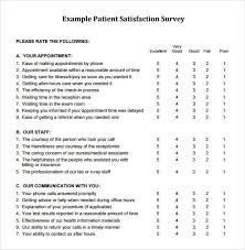 Image Result For Sample Customer Satisfaction Survey Questions