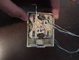 remove old phone jack box wires see attached for a few photos but i d just like to remove the box and safely cap hide the wires any tips thanks