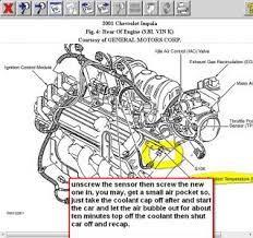Engine Coolant Temperature Sensor: Engine Cooling Problem 2003 ...
