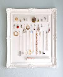 Diy Jewelry Holder 23 Jewelry Display Diys Jewellery Display Display And Diy