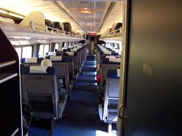 How To Get The Best Coach Seat On Amtrak The Forward Cabin