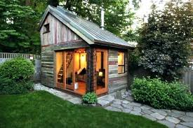 outdoor shed office. Backyard Shed Office Outdoor Design Garden Ideas The Kits O