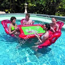43096 <b>bestway Надувной</b> стол для <b>игры</b> в карты на воде