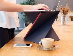 levit8 the flat folding portable standing desk