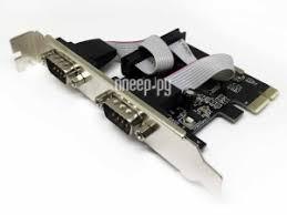 <b>Контроллер Espada 2S WCH382</b> PCIe2SWCH