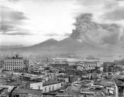 Image result for vesuvius erupting