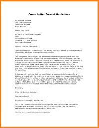 6 Cover Letter Address Format Authorize Letter