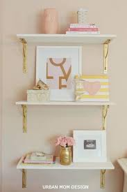 Pink And Gold Room Ideas Pink And Gold Room A Shabby Chic Glam Girls ...