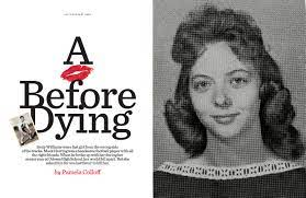 A Kiss Before Dying – Texas Monthly