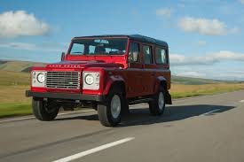 land rover defender 2015 4 door. land rover defender 110 station wagon reviewed 2015 4 door