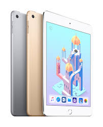 Apple iPad mini 4 Wi-Fi 128GB Gold - Walmart.com - Walmart.com