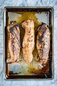 perfect pork tenderloin in the oven