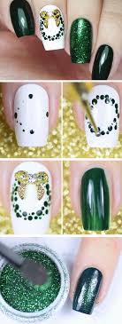 16 Easy DIY Christmas Nail Designs for Kids | Holiday nail art ...