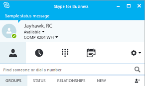 making skype account skype for business faqs information technology