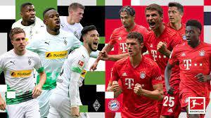 Questions about borussia m'gladbach vs bayern munich. Bundesliga Borussia Monchengladbach Vs Bayern Munich How Do They Compare