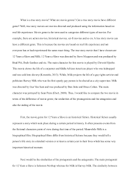 english essay compare  amp  contrast btwn two movie genrethe similarity between