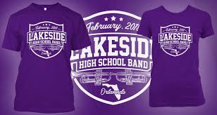 High School T Shirt Designs Modern Playful School T Shirt Design For A Company By