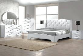white leather bedroom set – counted.info