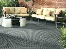 all weather patio rugs area