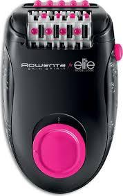 <b>Эпилятор Rowenta</b> Skin Spirit, <b>EP2902F0</b>, черный, фуксия ...