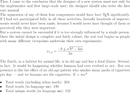 word essay counter packages is there any way to do a correct word count of a latex