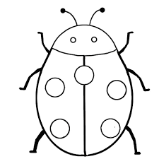 Small Picture Bugs and Insects Coloring Pages Cats too Pinterest Insects