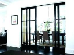 black sliding glass doors metal frame door closet blinds bent rare home depot in aluminum blackout
