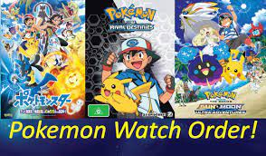 Pokemon Watch Order: An Accurate Guide for You! (October 2021 10) - Anime  Ukiyo