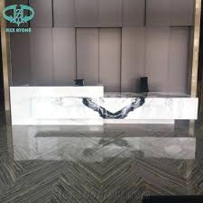 white marble desk luxury panda white marble reception desk table tops work tops white marble desktop white marble desk